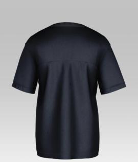 Batefego TerraPattern Men Streetwear Outfit
